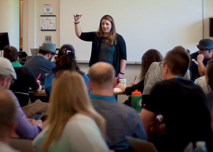 Jennifer Bourn Presentation