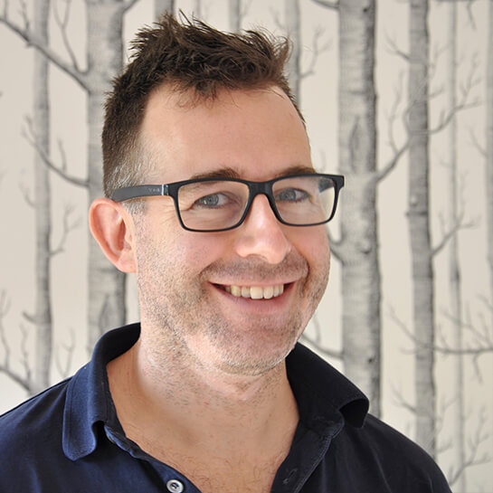 Gareth Bissland