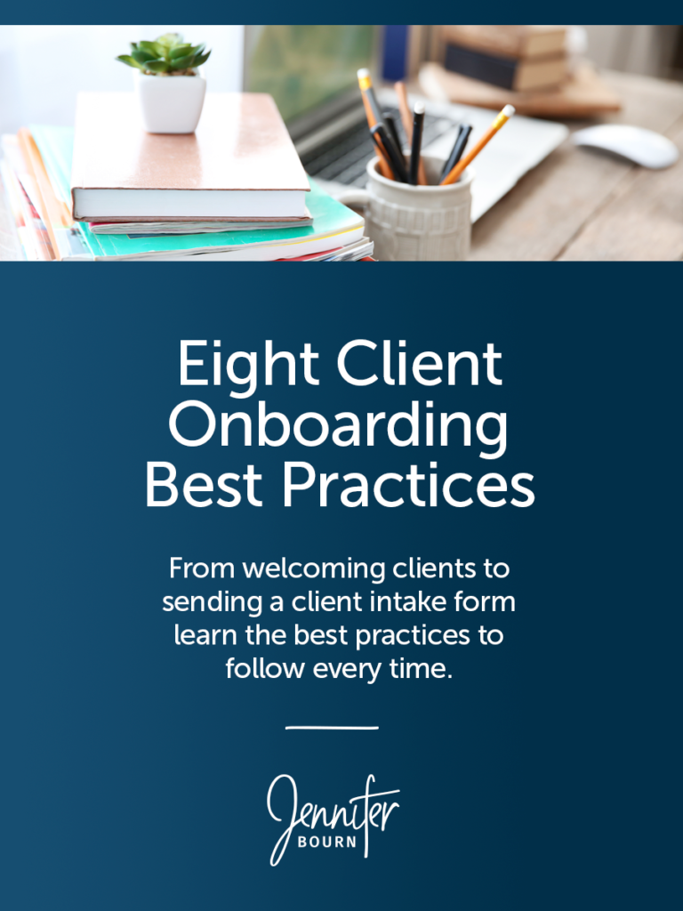 Learn Eight Client Onboarding Best Practices