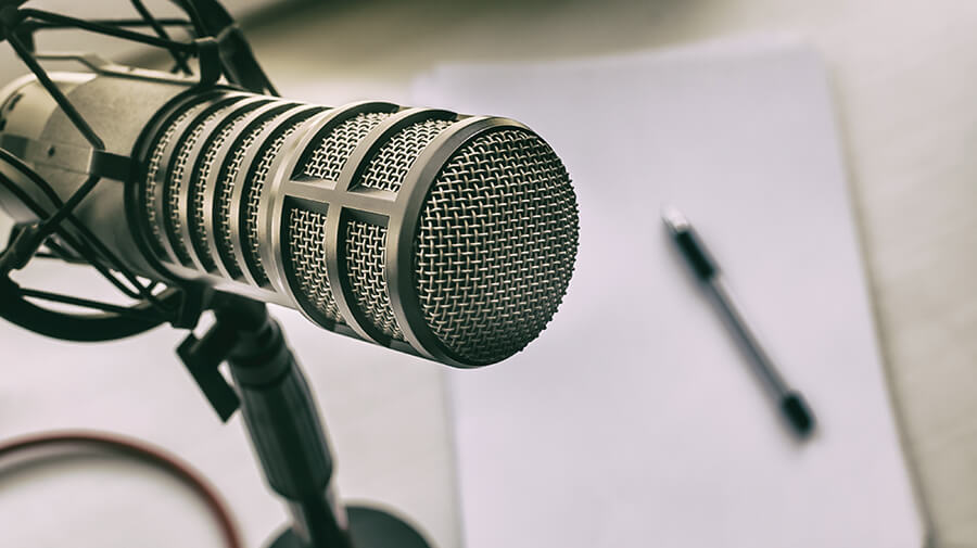 Podcast and Video Equipment List