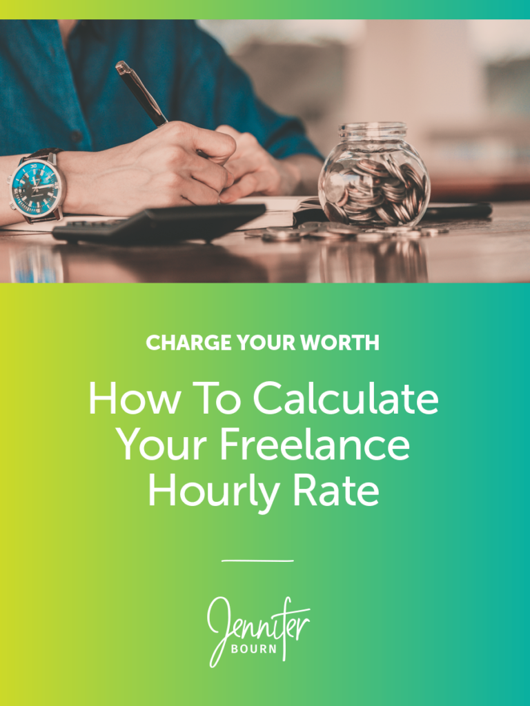 How To Calculate Your Freelance Hourly Rate Step By Step