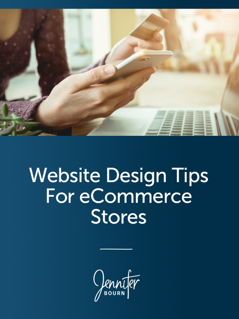 Web Design Tips For eCommerce Stores
