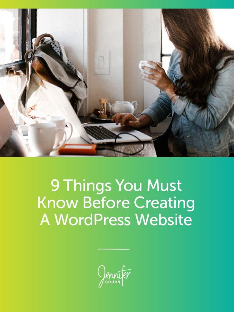 9 Things You Must Know Before Hiring A Web Designer And Creating A WordPress Website