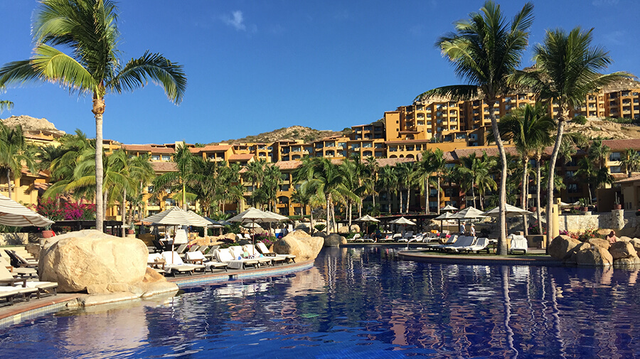 The Fiesta Americana Grand In Los Cabos