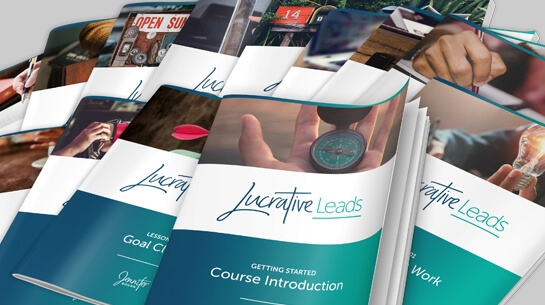 Lucrative Leads Lesson Handbooks