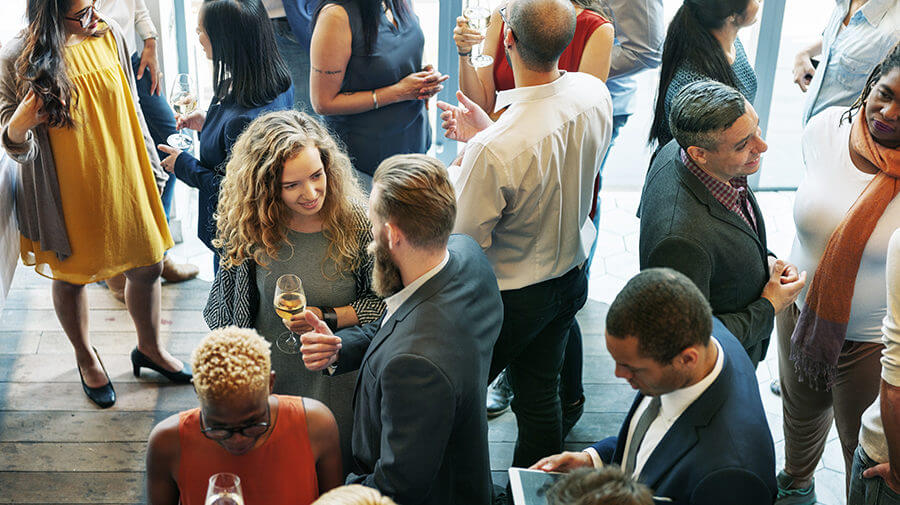 Change Your Networking Strategy
