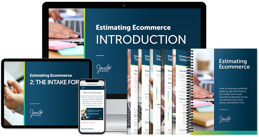 Estimating Ecommerce Mini Course