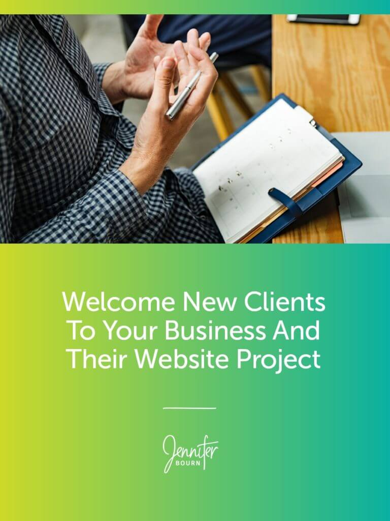 Welcoming New Clients To Your Business