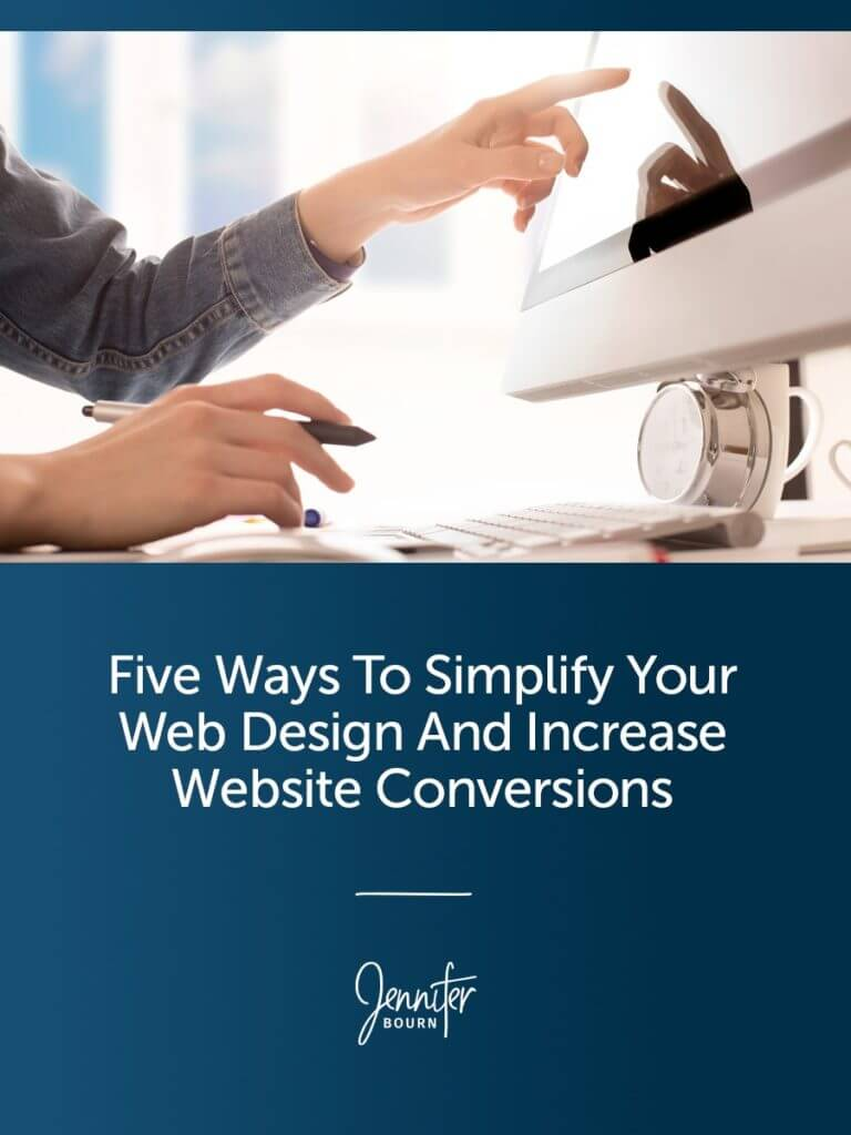 Web Design Tips To Simplify Design And Increase Website Conversions