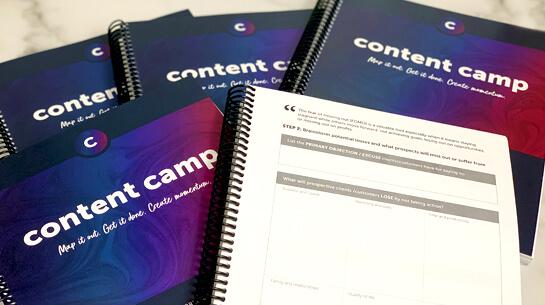 Content Camp Workbook