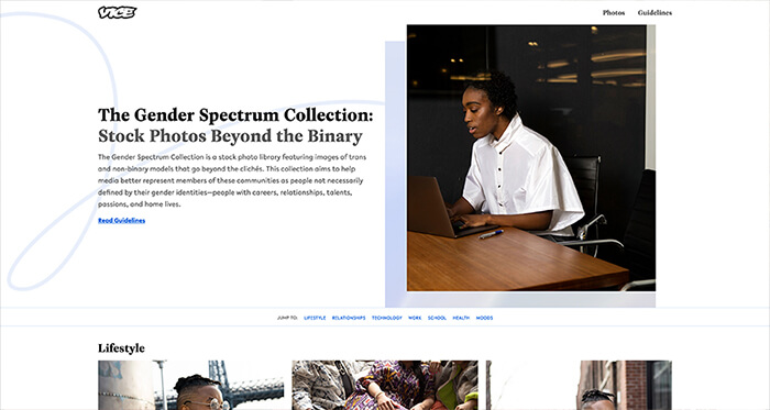 Gender Spectrum Collection