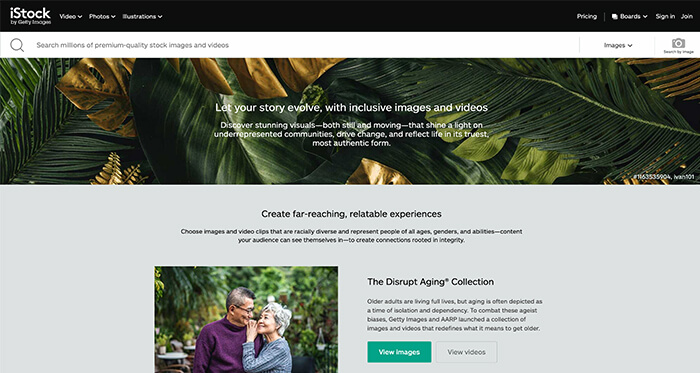 iStock Inclusive Storytelling Collection
