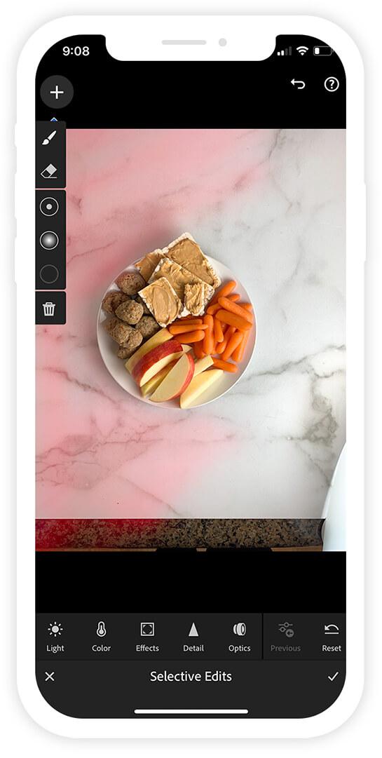 Adobe Lightroom App Photo Editing