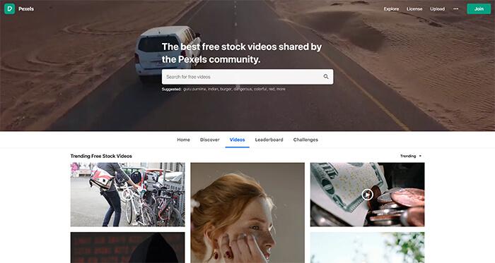 Free Stock Video Resource: Pexels