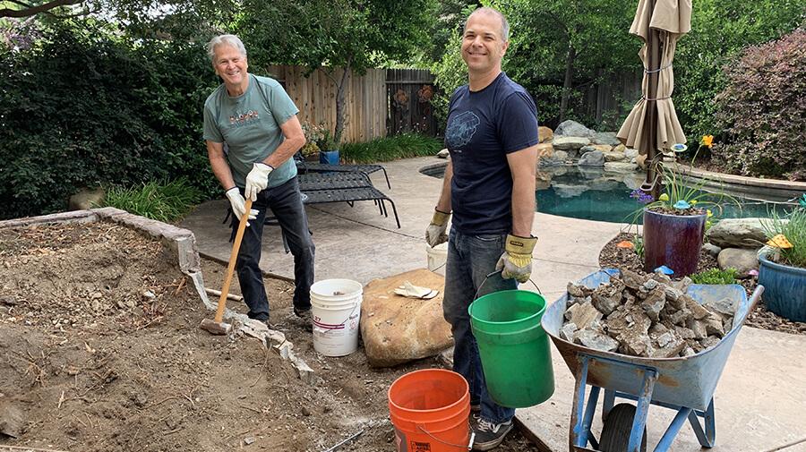 Demolishing The Garden