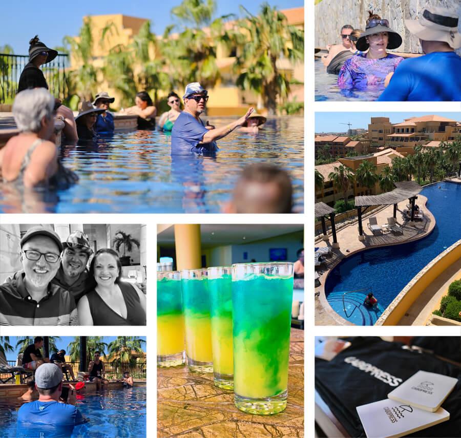 Photos Of Chris Lema's CaboPress Event